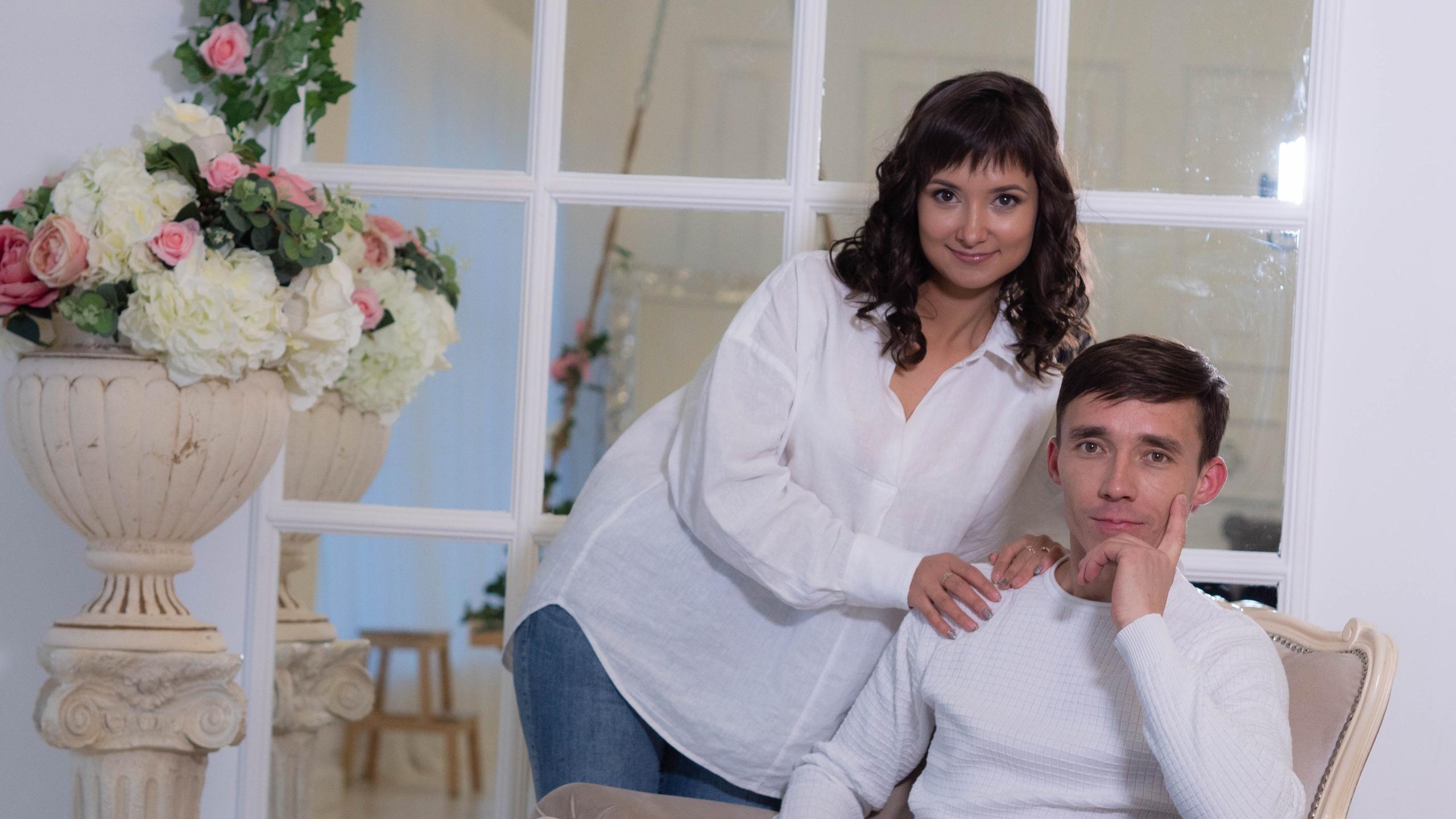 Газизова Ирина и Газизов Радик