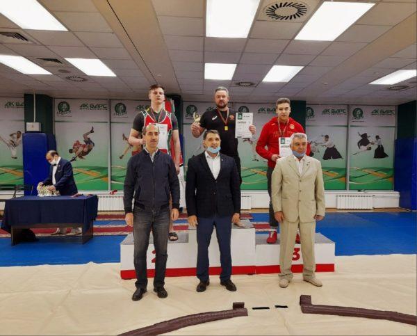 В Казани прошел Открытый турнир по сумо