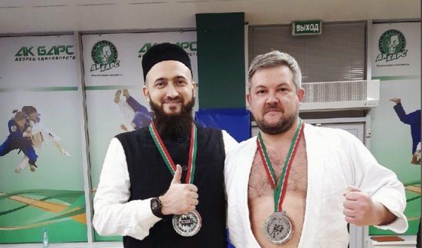В Казани прошел чемпионат Республики Татарстан по джиу-джитсу.